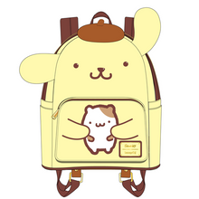 Load image into Gallery viewer, Loungefly Sanrio Pompompurin Cosplay Mini Backpack - Pre-Order March