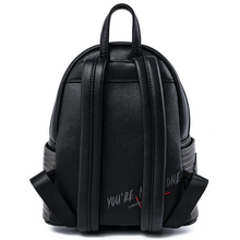 Load image into Gallery viewer, Loungefly Star Wars Kylo Ren Cosplay Mini Backpack Back