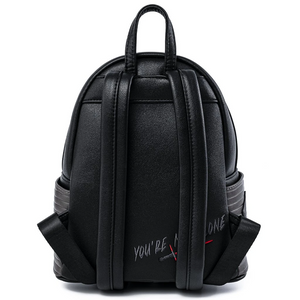 Loungefly Star Wars Kylo Ren Cosplay Mini Backpack Back