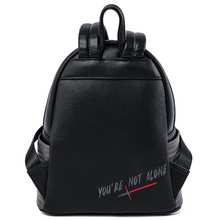Load image into Gallery viewer, Loungefly Star Wars Kylo Ren Cosplay Mini Backpack Back Print