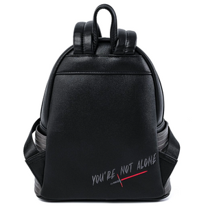 Loungefly Star Wars Kylo Ren Cosplay Mini Backpack Back Print