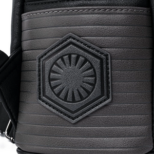 Loungefly Star Wars Kylo Ren Cosplay Mini Backpack Emblem