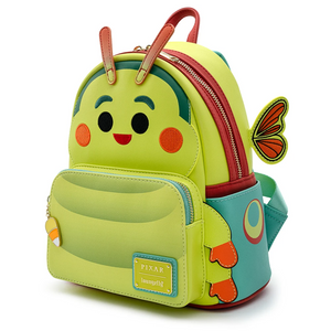 Loungefly Disney A Bugs Life Heimlich Cosplay Mini Backpack