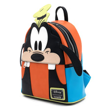 Load image into Gallery viewer, Loungefly X Disney Goofy Cosplay Mini Backpack