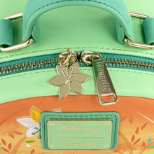 Load image into Gallery viewer, Loungefly Disney Princess and the Frog Tiana Mini Backpack Charm