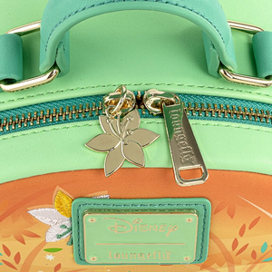 Loungefly Disney Princess and the Frog Tiana Mini Backpack Charm