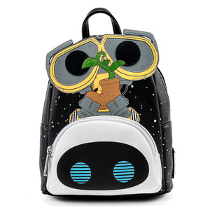 Pop! By Loungefly Disney Pixar Wall-E Eve Boot Earth Day Cosplay Mini Backpack - Pre-Order April