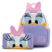 Load image into Gallery viewer, Loungefly X Disney Daisy Duck Cosplay Zip Around Wallet