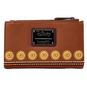 Loungefly Disney Rescuers Down Under Flap Wallet Back
