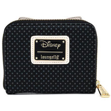 Load image into Gallery viewer, Loungefly Disney Minnie Mouse Bow Zip Around Wallet Back