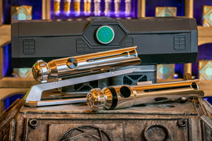 Galaxy's Edge Ahsoka Tano The Clone Wars Legacy Lightsaber Hilts