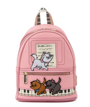 Load image into Gallery viewer, Loungefly Disney Aristocats Piano Kitties Mini Backpack