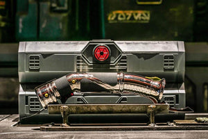 Galaxy's Edge Count Dooku / Darth Tyranus Legacy Lightsaber Hilt
