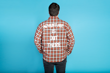 Load image into Gallery viewer, Disney UP! Adventure Is Out There Flannel Shirt