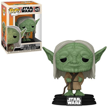 Load image into Gallery viewer, Star Wars Concept Yoda Pop! Vinyl Figure - Pre-Order February