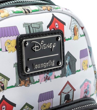 Load image into Gallery viewer, Loungefly Disney Doghouses All Over Print Mini Backpack