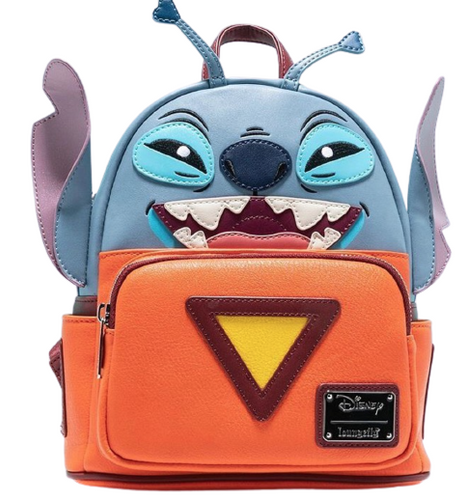 Loungefly Disney Lilo and Stitch Experiment 626 Mini Backpack
