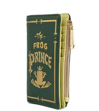 Load image into Gallery viewer, Loungefly Disney The Frog Prince Wallet
