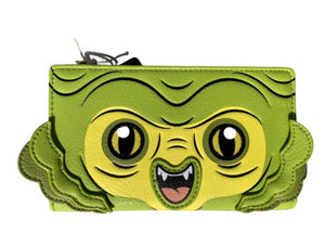 Loungefly Universal Monsters Creature from the Black Lagoon Wallet front