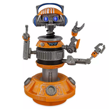 Load image into Gallery viewer, Galaxy's Edge DJ R3X Droid Interactive Bluetooth Speaker RC DJ REX