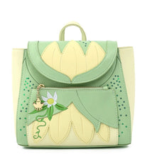 Load image into Gallery viewer, Loungefly Disney Tiana Cosplay Mini Backpack