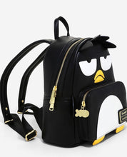 Load image into Gallery viewer, Loungefly Sanrio Badtz-Maru Mini Backpack Side View