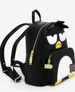 Loungefly Sanrio Badtz-Maru Mini Backpack Side View