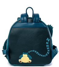 Load image into Gallery viewer, Loungefly Pokemon Snorlax Mini Backpack