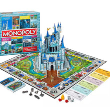 Load image into Gallery viewer, Disney Parks Theme Park Edition Monopoly Game