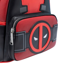 Load image into Gallery viewer, Loungefly Marvel Deadpool Merc With A Mouth Backpack