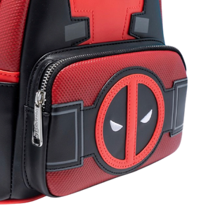 Loungefly Marvel Deadpool Merc With A Mouth Backpack