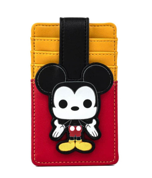 Pop By Loungefly Mickey Cardholder