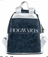Load image into Gallery viewer, Harry Potter Hogwarts Castle Mini Backpack Hogwarts
