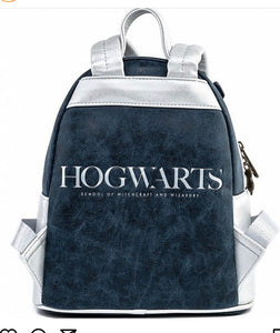 Harry Potter Hogwarts Castle Mini Backpack Hogwarts