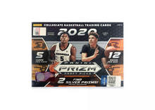 Load image into Gallery viewer, 2020 NBA Prizm Draft Picks Collegiate Basketball Trading Card Mega Box