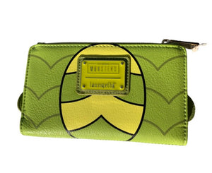 Loungefly Universal Monsters Creature from the Black Lagoon Wallet Back