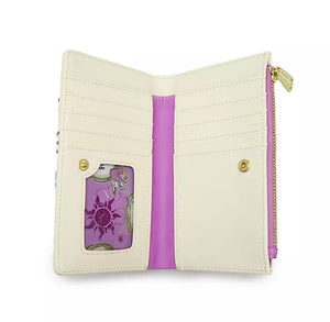 Loungefly Disney Pascal Flower Wallet Inside