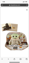 Load image into Gallery viewer, The Child Real Moves Plush by Mattel – Star Wars: The Mandalorian