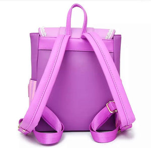 Loungefly Disney Rapunzel Dress Cosplay Backpack