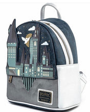 Load image into Gallery viewer, Harry Potter Hogwarts Castle Mini Backpack Side