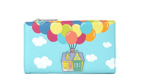 Loungefly Disney Up House Flap Wallet
