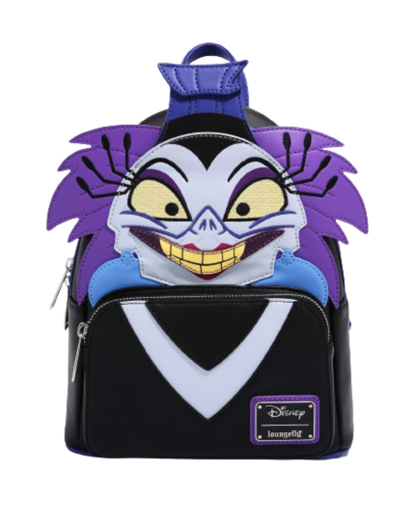 Loungefly Disney The Emporer's New Groove Yzma Mini Backpack - Pre-Order February