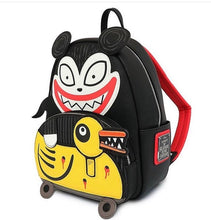 Load image into Gallery viewer, Loungefly Disney NBC Scary Teddy and Undead Duck Mini Backpack