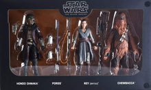 "Load image into Gallery viewer, Star Wars Black Series Smuggler's Run 6"" Figure Pack"