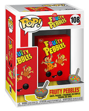 Load image into Gallery viewer, Funko Foods Post Fruity Pebbles Cereal Box Pop! Vinyl Figure - Pre-Order July