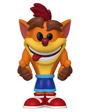 Load image into Gallery viewer, Funko Vinyl SODA: Crash Bandicoot w/Chase (Metallic)