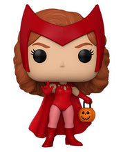 Load image into Gallery viewer, Funko Pop! WandaVision Halloween Wanda Vinyl Figure - Pre-Order July