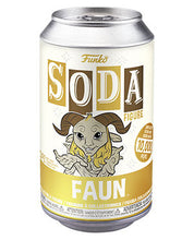 Load image into Gallery viewer, Funko Vinyl SODA: Pan's Labyrinth- Faun w/Chase - Pre-Order March