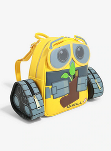 Loungefly Disney Pixar WALL-E Boot Mini Backpack