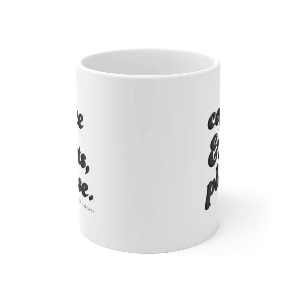 Drink Coffee, Rescue Cats | Mug 11oz